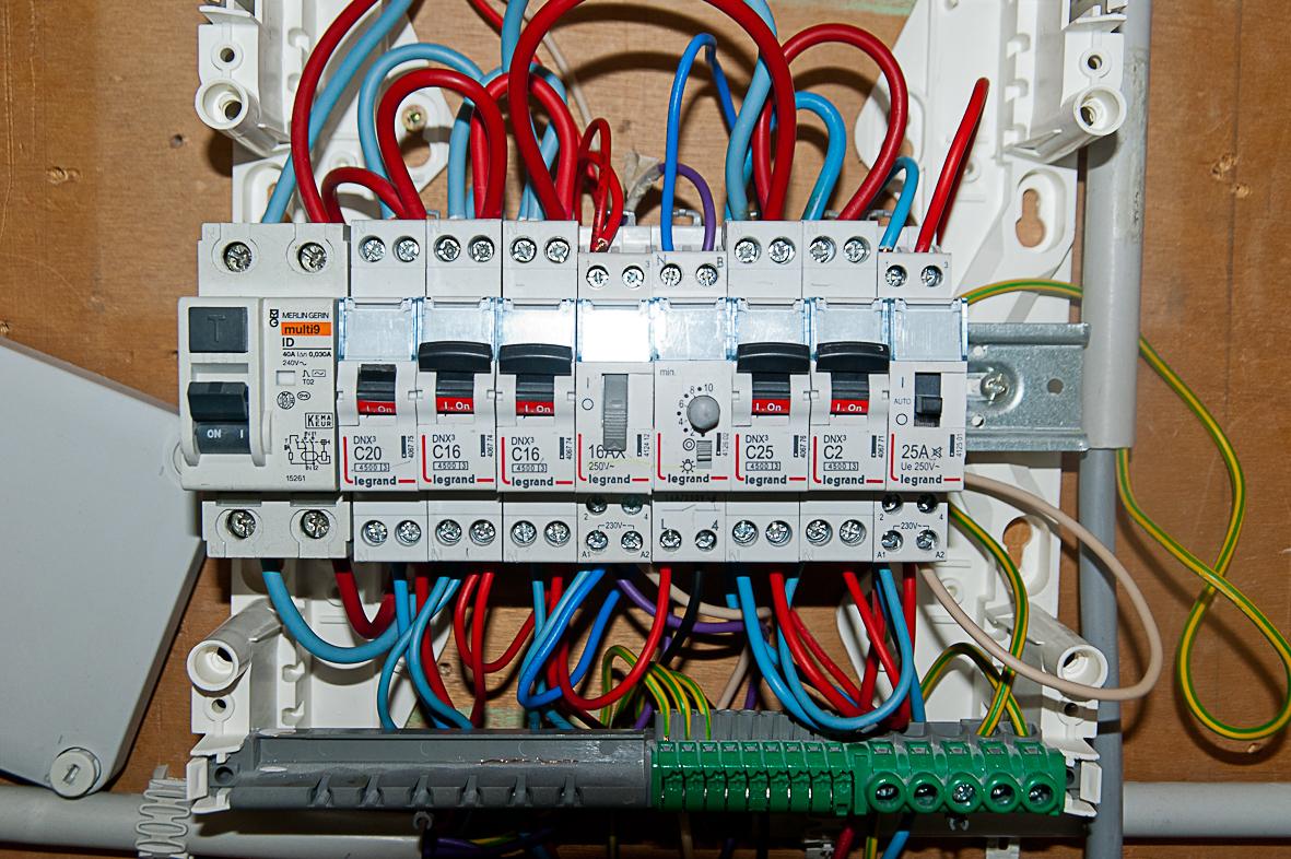 Addor mettre en lumi re vos projets for Consommation electrique d une maison